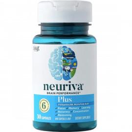 NEURIVA Plus Brain Support Supplement