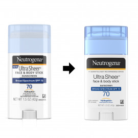 Neutrogena Ultra Sheer Non-Greasy Sunscreen Stick