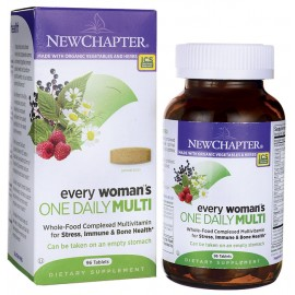 New Chapter Every Woman®'s One Daily Multi
