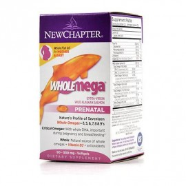 New Chapter Wholemega® Prenatal