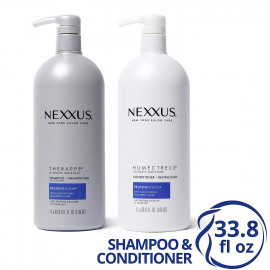 Nexxus Shampoo and Conditioner for Dry Hair