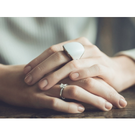 Nimb - A Smart Safe Ring