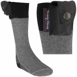 Nordic Gear Lectra Battery Heated Socks