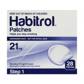 Novartis patches - Stop Smoking Aid