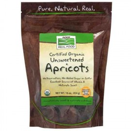 Now Foods Certified Organic Real Food - Dried Fruit