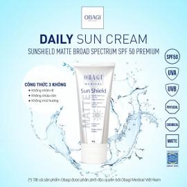 Obagi Sunscreen Sun Shield