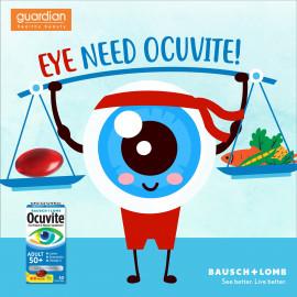 Ocuvite Eye Vitamin & Mineral Adult 50+