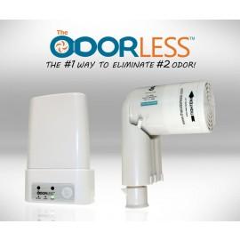 Odorless - Toilet Odor Removal System
