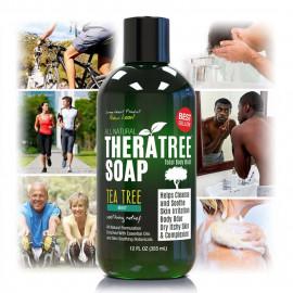 Oleavine TheraTree Tea Tree Oil Soap