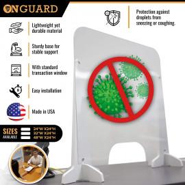 ONGUARD Sneeze Guard