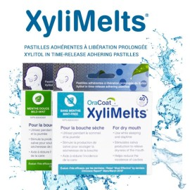 Oracoat Xylimelts - Oral Adhering Disc