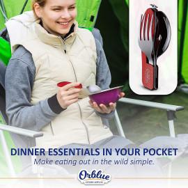 Orblue Camping Utensils