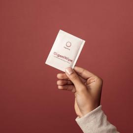 OrganiWipes – Organic Menstrual Cup Wipes