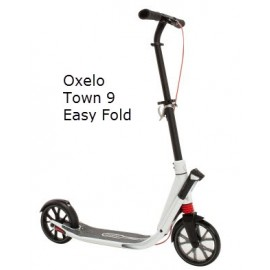 OXELO TOWN EASYFOLD ADULT SCOOTER