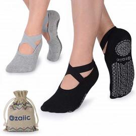 Ozaiic Yoga Socks for Women
