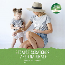 PATCH Eco-Friendly Bamboo Bandages