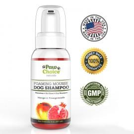 Paw Choice Dry Dog Shampoo