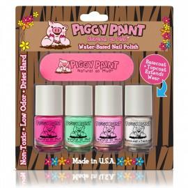 Piggy Paint Natural Nail Polish for Kids