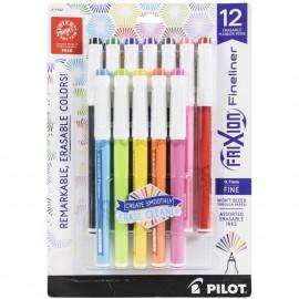 PILOT FriXion Fineliner Erasable Marker Pens