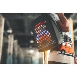 Pix - smart customizable backpack