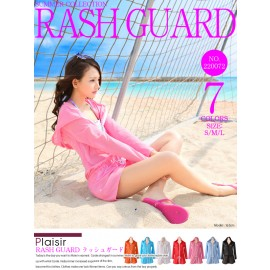 Plaisir Rash Guard