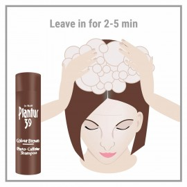 Plantur 39 Colour Brown Phyto-Caffeine Shampoo & Conditioner