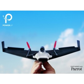 PowerUp FPV - Live Streaming Paper Airplane Drone