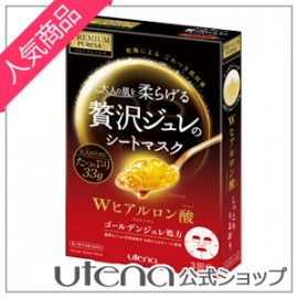 PREMIUM PUReSA Golden jelly sheet mask hyaluronic acid