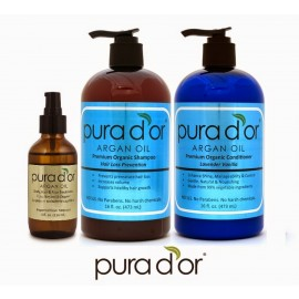 Pura D'Or Argan Shampoo and Conditioner