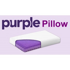Purple® Pillow - No Pressure Head Bed