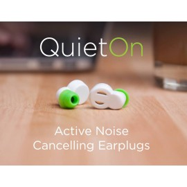 QuietOn - Active Noise Cancelling Earplugs