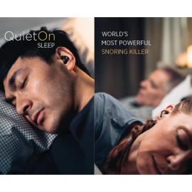 QuietOn Sleep snoring killer