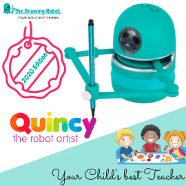 Quincy THE ROBOT ARTIST