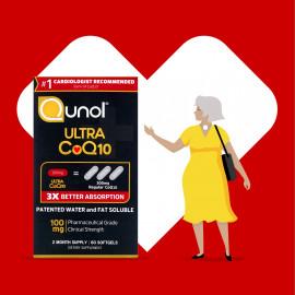 Qunol Ultra CoQ10