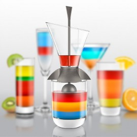 Rainbow Cocktail - Layering Tool