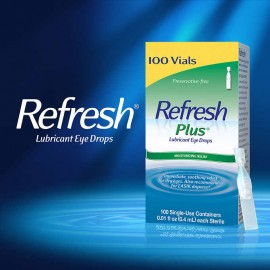 Refresh Plus - Lubricant Eye Drops