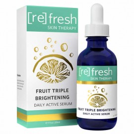 Refresh Skin Therapy Fruit Triple Brightening Serum