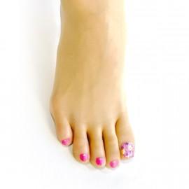 REVEALLE pedicure socks