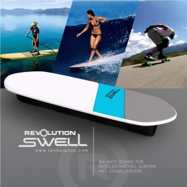 REVOLUTION SWELL 2.0 - SURF PADDLE BALANCE BOARD