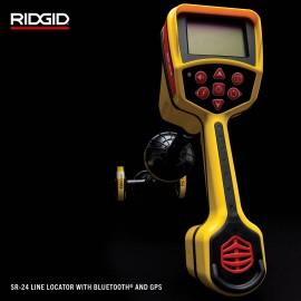 RIDGID Line Tracer and Underground Utility Locator