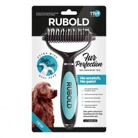 Rubold Fur Perfection Dog Grooming Tool