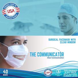 SafeNClear Communicator Mask