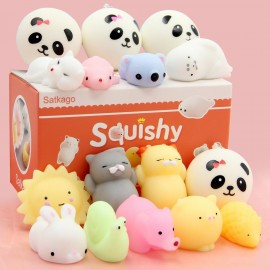 Satkago Squishies - Mochi Squishy Toys