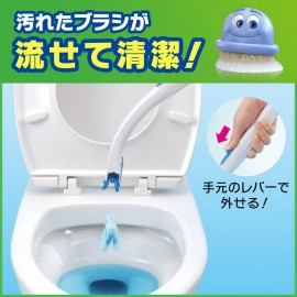 Scrubbing Bubbles - FLUSH TOILET BRUSH