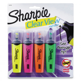 Sharpie Clear View Highlighter