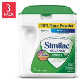Similac® Advance® Organic