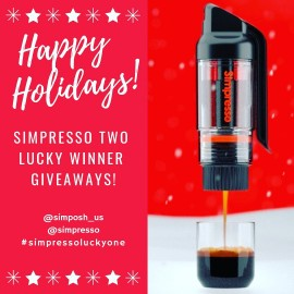 Simpresso - enjoy espresso anytime anywhere