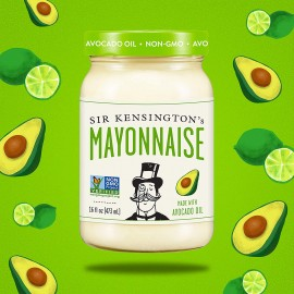 Sir Kensington Classic Mayonaise Avocado Oil