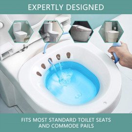 Sitz Bath Toilet Seat Postpartum Care
