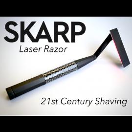 Skarp Laser Razor - 21st Century Shaving